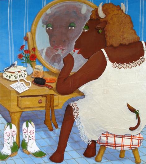 Buffalo Gal Going Out Tonight