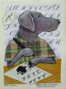 Err... by Sue Clancy