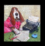 Pup Fiction Writer
