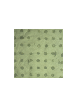 Pattern design inspired by the view of a vineyard from on top of a very high hill