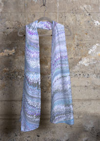 """A pattern design titled """"Waterfall"""" by Sue Clancy for VIDA http://shopvida.com/collections/sue-clancy"""