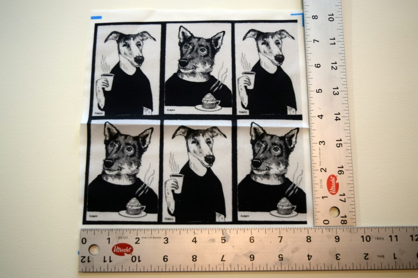Two Dogs Coffee swatch