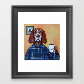 """A Good Bean"" https://society6.com/product/a-good-bean_framed-print#s6-7116919p21a12v52a13v54"